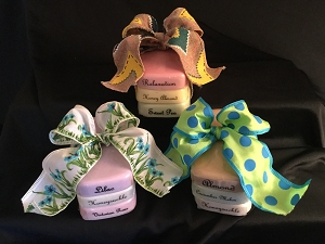 Trio of Goat's Milk Moisturizing Soaps - The Perfect Gift