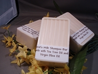 New Shampoo Bar - Clean and Moisturize your Hair and Scalp at the Same Time