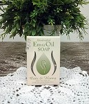Emu Soap for Acne - Gentle Oats & Honey with Tea Tree Oil Great for acne